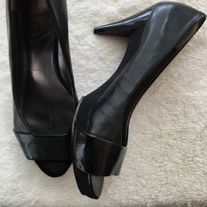 Nine West patent heels